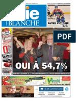 Journal L'Oie Blanche du 5 décembre 2012