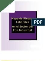 Mapa de Riesgos de Labores en Un Frigorifico Industrial