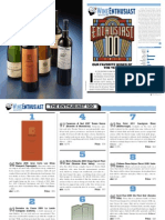 Top 100 Wine Enthusiast 2012