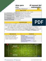 4# Partidos reducidos (Divisiones) @ El manual del entrenador 2.0