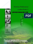 Pedoman Perkaderan LK I BPL