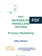 Process Modelling Extract V2