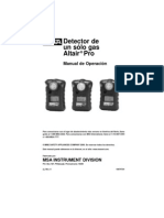 Altair Pro Instruction Manual - En Mx-es CA-fr