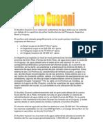 Acuifero Guarani