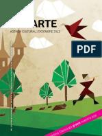 Agenda cultural de Conarte | diciembre 2012