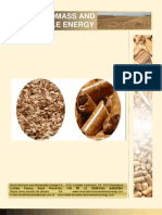 2009 Brazil Biomass - Wood Chips-Pellets-Briquette
