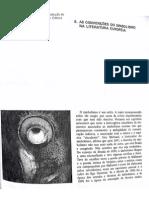 BALAKIAN, Anna. O Simbolismo. As convenções do simbolismo na literatura europeia