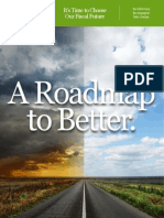 A Roadmap to Better