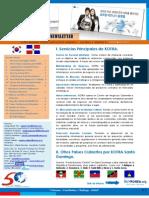 KOTRA Newsletter - Noviembre 2012