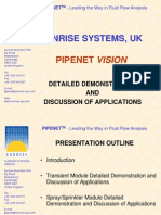 PIPENET Presentation Process & Power Industry (ALL)