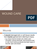 Wound Care Gops