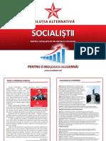Programul PSRM- SOLUŢIA ALTERNATIVĂ