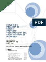 35598223 Informe Tecnico de Estudio de Mecanica de Suelos[1]