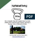 Kettlebell Swing Report