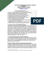 Informe Uruguay 39-2012