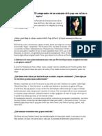 Entrevista a bloggera Pamela Gonzáles