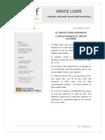 Universidad Torcuato Di Tella - Indice Lider 10/2012