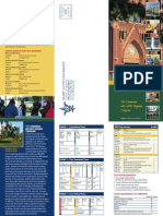 Curricular Affairs Brochure MD MPH Program  - SAINT LOUIS UNIVERSITY SCHOOL OF MEDICINE
