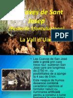 Les Coves de Sant Josep