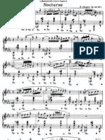 Chopin - Nocturne Op.48 No.1