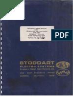 Stoddart NM-22A RI-FI Measuring Set ~ Operator's Manual, Stoddart Electro System, May 1966.