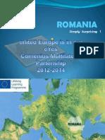 Romania Presentation