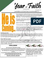 Year of Faith Companion 2012-12-02