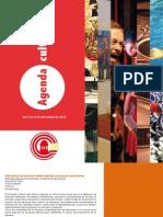 Boletín Corredor Cultural del Centro No. 18 (5 al 12 de diciembre de 2012)