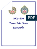 2009 to 2011 TPS Business Plan