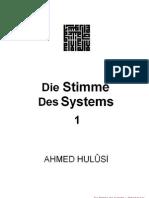 Die Stimme Des Systems 1