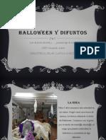 Hallowen y los difuntos en el CEIP Concepción Arenal