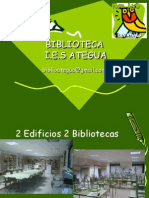 La biblioteca escolar del IES Ategua de Castro del Río