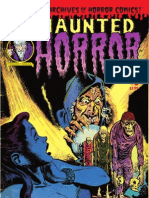 Haunted Horror #2 Preview