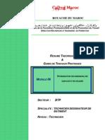 M06-détermination dimensions surfaces volumes-BTP-TDB