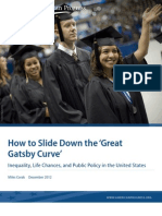 How to Slide Down the 'Great Gatsby Curve'