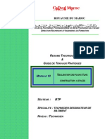 M10-Réalisation plans construction étages-BTP-TDB