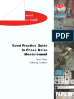 A Good Practice Guide to Phase Noise Measurement