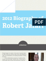 Robert Jafar i Biography