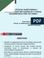 ESTRATEGIAS SANITARIAS I