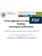 A First Approach of a new learning strategy