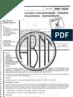 ABNT NBR 10520 Citacoes Em Documentos[1]