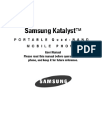 Samsung 20071203225406500 Tmobile t739 Katalyst Ug