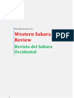 Western Sahara Review / Revista del Sahara Occidental