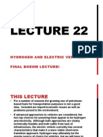 Electric Cars Dr.Boehm's Presentation