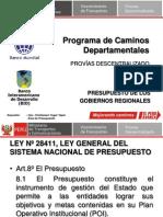 PRESUPUESTO - PCD