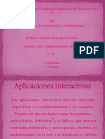 TIC Apps Interactivas.