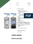 Service Manual Rm84 Level 1-2