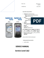Service Manual Rm84 Level 1-2