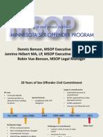 Minnesota Sex Offender Program