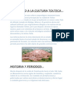 UN ASOMO A LA CULTURA TOLTECA DOCUMENTO A REDISEÑO 26 DE SETIEMBRE DEL 2012 #5